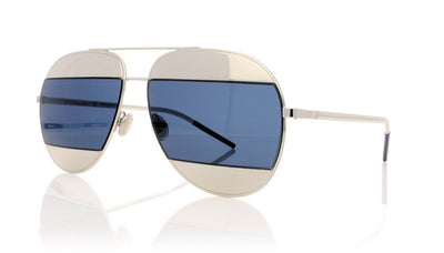 Dior Split1 10 Palladium Sunglasses at OCO