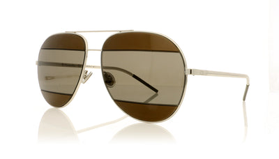 Dior SPLIT2 106J Palladium Sunglasses