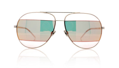 Dior Split2 0100J Palladium Sunglasses at OCO
