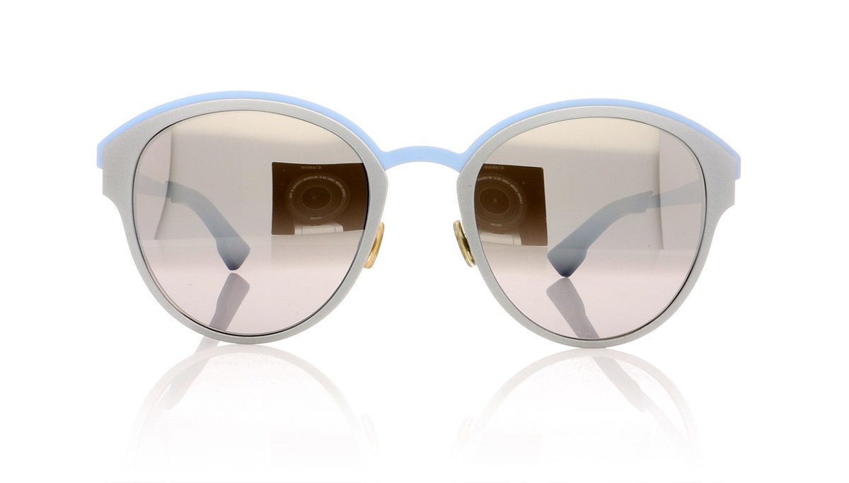 7bef93491551 Dior Sun RCV Matt Silver Sunglasses at OCO