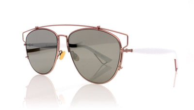 Dior Technologic TVG Matte Pink Sunglasses at OCO