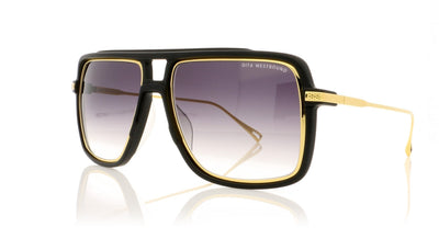 DITA Westbound 19015 A Matte Black Sunglasses at OCO