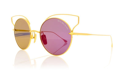 DITA Believer 23008 A Gold Sunglasses