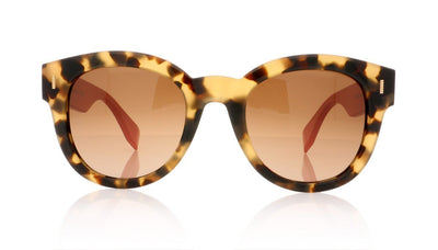 Fendi FF 0026/S HK3 Havana Sunglasses at OCO