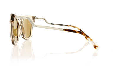 Fendi FF0060/S MSQ Grey Sunglasses
