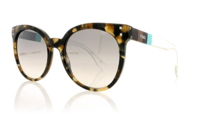 Fendi FF 0083/S E7B Havana Sunglasses at OCO
