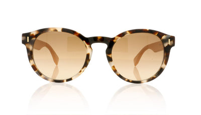 Fendi FF 0085/S HJU Havana Beige Sunglasses at OCO