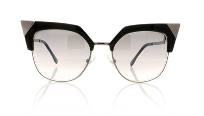 Fendi FF0149 KKLIC Black Sunglasses at OCO