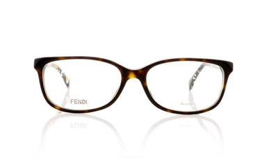 Fendi FF0173 TT0 Dark Havanna Multi Glasses at OCO