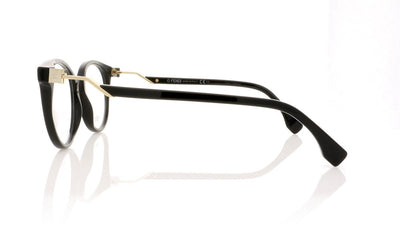 Fendi FF0202 807 Black Glasses at OCO