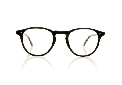 Garrett Leight Hampton 1001 MBK-MTSPT Matte Black Glasses at OCO