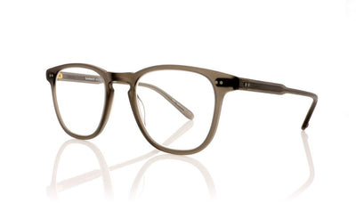 Garrett Leight Brooks 1002 MGy Matte Grey Glasses at OCO