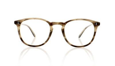 Garrett Leight Kinney 1007 GTIL G.I Tortoise Laminate Glasses at OCO