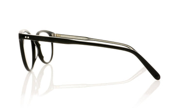 Garrett Leight Dillon 1027 BK Black Glasses at OCO