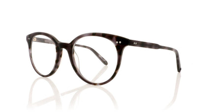 Garrett Leight Dillon 1027 MBKMT Matte Black Mosaic Tortoise Glasses at OCO