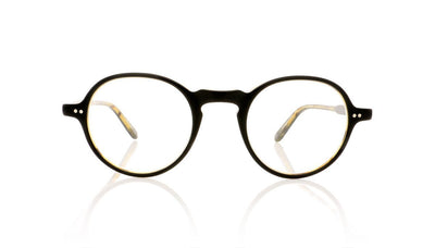 Garrett Leight Coeur D'Alene 1044 BKTL Black Tortoise Laminate Glasses at OCO