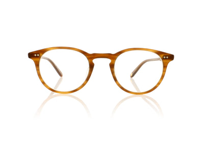 Garrett Leight Winward 1050 MDB Matte Demi Blonde Glasses at OCO