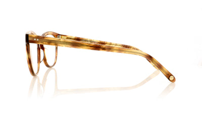 Garrett Leight Loyola 1061 FET Feather Tortoise Glasses