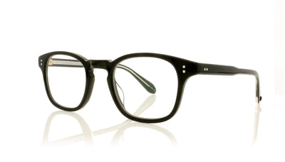 Garrett Leight Thornton BK Black Glasses