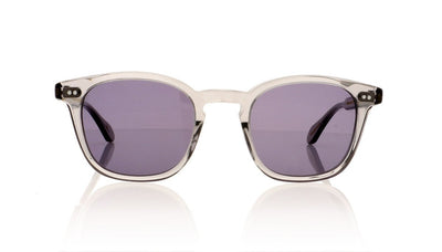 Garrett Leight Mark McNairy 222 Grey Sunglasses at OCO