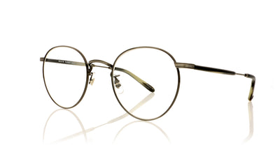 Garrett Leight Wilson M 3005 PW/BA Pewter Glasses