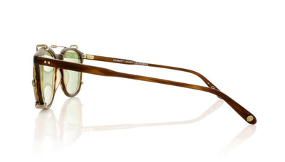 Garrett Leight Kinney 5007 G/GRN Gold Clip at OCO