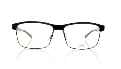 Götti Chilly BLKM Black Matte Glasses at OCO
