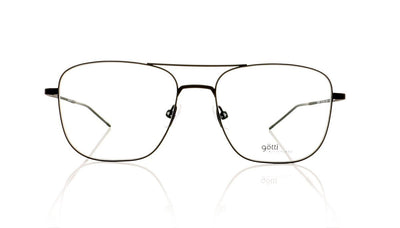 Götti Darcy BLKM Matte Black Glasses at OCO