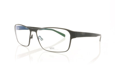 Götti Nobby BLKM Gotti Black Matte Glasses at OCO