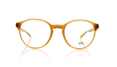 Götti Reto BRY-M Light Brown Glasses at OCO