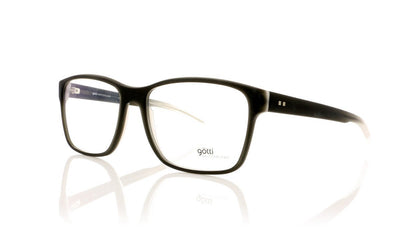 Götti SANSI DGEmtte Matte Dark Grey Glasses at OCO