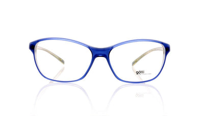 Götti Woopy JNY Jeans Blue Glasses at OCO