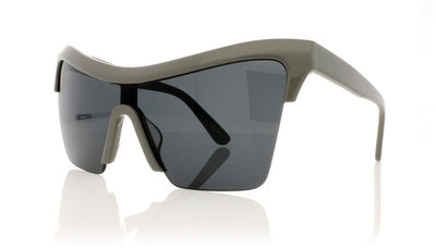Hadid Eyewear Passport Control HAD03 C1 Grey Sunglasses at OCO