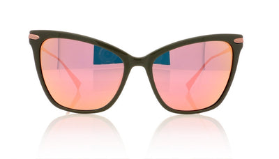 Hadid Eyewear Jetsetter HAD06 C3 Grey Sunglasses at OCO