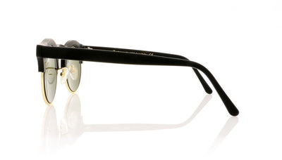 Illesteva Corsica C03 Matte Black Sunglasses at OCO