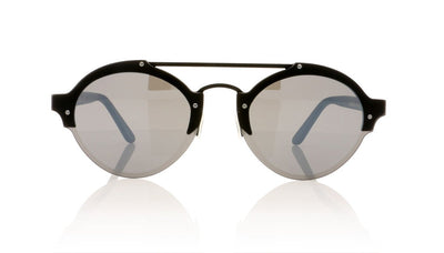 Illesteva Malpensa 4 01 Matte Black Sunglasses at OCO