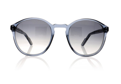 Kirk Originals E.Tautz Tenby TENSTGG Steel Sunglasses at OCO