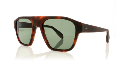 Kirk Originals Portofino MHG15p Matte Havana Sunglasses at OCO