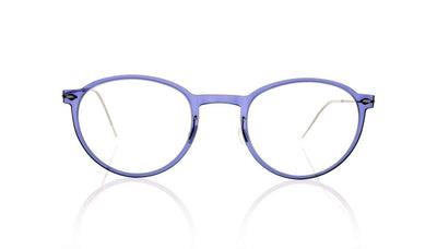 Lindberg n.o.w titanium 6527 C14-TB150 Blue Glasses at OCO