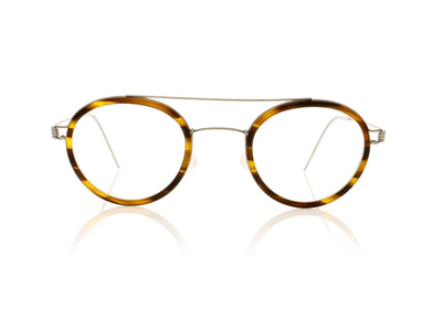 Lindberg Air titanium rim Teitur 10-10-K251 Tortoiseshell Glasses at OCO