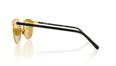 Linda Farrow LFL/421 C2 Lf Yl Gld Sunglasses at OCO