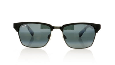 Maui Jim MJ257 17C Mj Gloss Black Sunglasses at OCO
