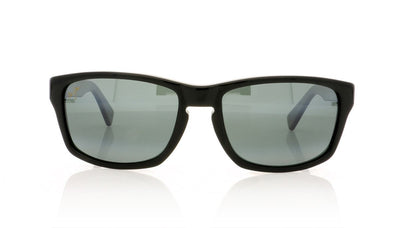 Maui Jim MJ291 02 Mj Gloss Black Sunglasses at OCO