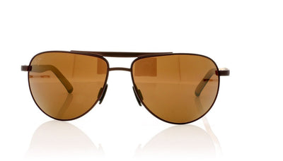 Maui Jim MJ297 01M Mj Matte Brown Sunglasses