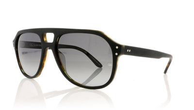 Oliver Goldsmith Glyn 15 Matte Wakame Sunglasses at OCO