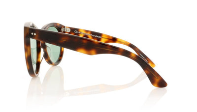 Oliver Goldsmith Manhattan 2 Dark Tortoiseshell Sunglasses at OCO