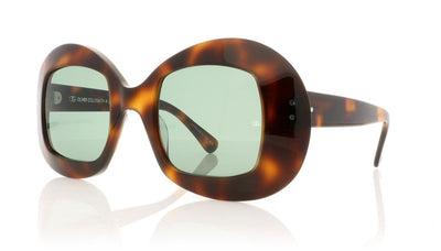 Oliver Goldsmith Uuksu 2 Dark Tortoiseshell Sunglasses at OCO