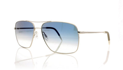 Oliver Peoples Clifton 0OV1150S 50363F Silver Sunglasses at OCO
