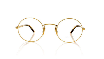 Oliver Peoples Overstreet 0OV1190 5035 Gold Glasses at OCO