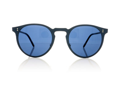 Oliver Peoples Elias OV1208S 526280 Navy Sunglasses at OCO